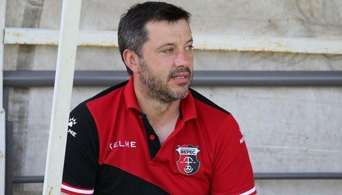 Верес объявил о возвращении Вирта на должность главного тренера